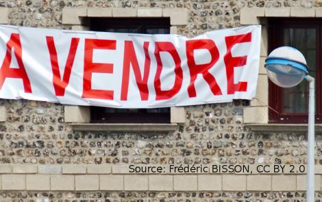 Photo Immeuble à Vendre, (Source: Frédéric Bisson, CC By 2.0)