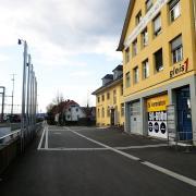 Photo Gleis 1 Lenzburg