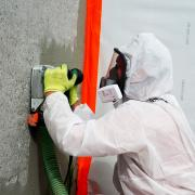 Sanierungsverfahren: Abfräsen